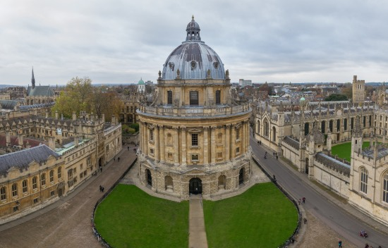Oxford's Radcliffe Square